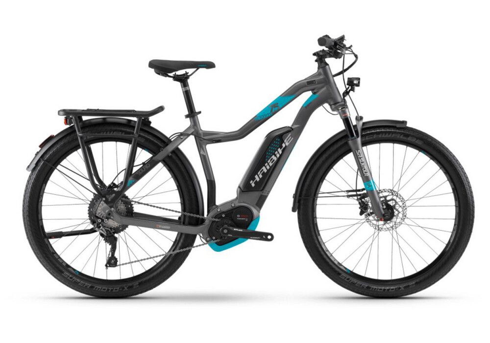 haibike sduro trekking 7 5 damen titan cyan schwarz online. Black Bedroom Furniture Sets. Home Design Ideas